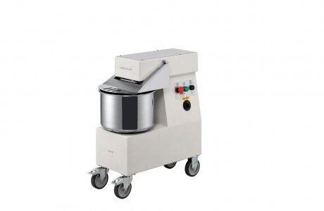Häussler Teigknetmaschine Alpha Weiß1 300047