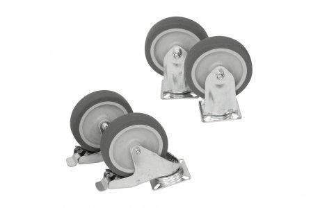 Häussler Teigknetmaschine SP Zubehör Räder 12cm 3/300038