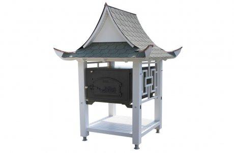 Häussler Holzbackofen Japan 3/301531